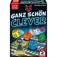 Schmidt Spiele 49340 Ganz Schön Clever, Würfelspiel aus der Serie Klein & Fein, bunt