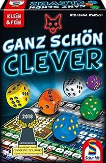 Schmidt Spiele 49340 Ganz Schön Clever, Würfelspiel aus der Serie Klein & Fein, bunt (B079MTNQ5C)   Amazon price tracker / tracking, Amazon price history charts, Amazon price watches, Amazon price drop alerts