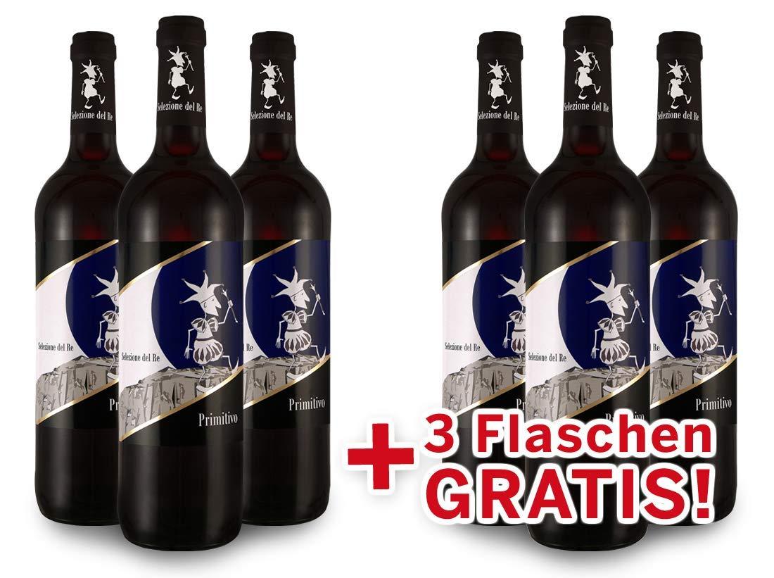 Vorteilspaket-6-fr-3-Torrevento-Primitivo-Selezione-del-Re