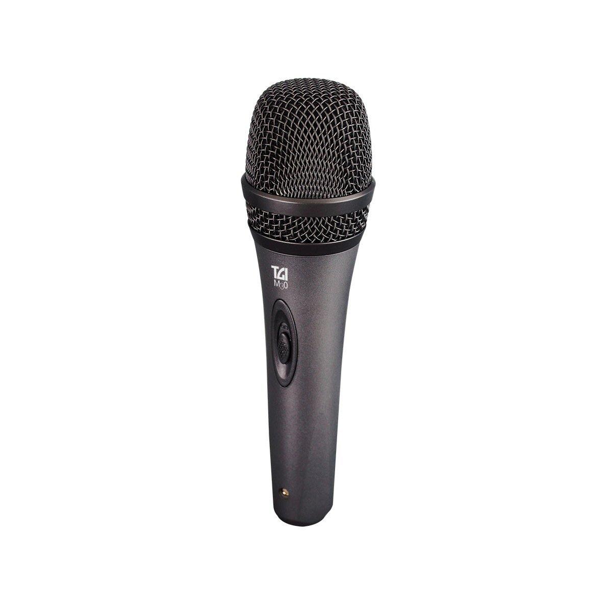 TGI micrófono con Cable y bolsa. | M30