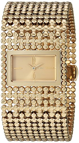 ROBERTO BIANCI WATCHES Women's 'Verona' Swiss Quartz Stainless Steel Casual Watch, Color:Gold-Toned (Model: RB90841)