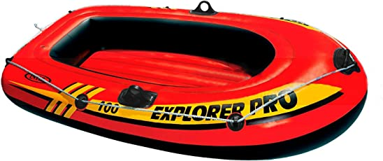 Intex Gommone Explorer Pro 200
