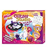 Knorrtoys GL7554 - GLITZA-Mia and me Glitzer Studio mit temporären Glitzer Tattoos im Mia and Me Style