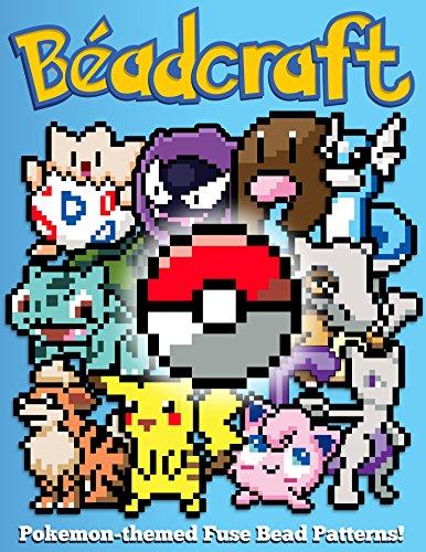 Beadcraft: Pokemon-themed Fuse Bead Patterns! por Johnathan Roy
