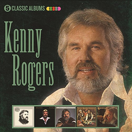 kenny-rogers-5-classic-albums
