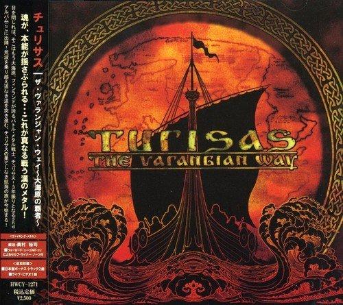 Varangian Way (+Bonus) by Turisas (2007-07-25)