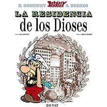 La residencia de los dioses (Castellano - A Partir De 10 Años - Astérix - La Colección Clásica, Band 17)