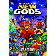 Death of the New Gods by Jim Starlin (2009-08-11)