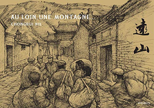 Au loin une montagne Edition simple One-shot