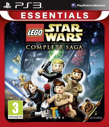 Lego Star Wars: The Complete Saga (Wii): Amazon.co.uk: PC & Video ...
