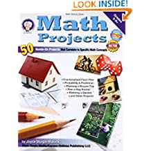 Math Projects, Grades 5 - 12