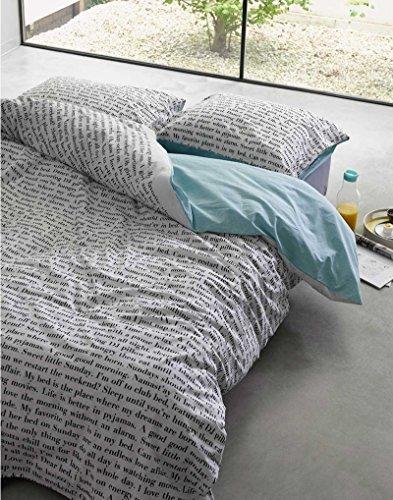 Parure de lit CLUB BED - Couleur - ECRU, Taille - 200X200