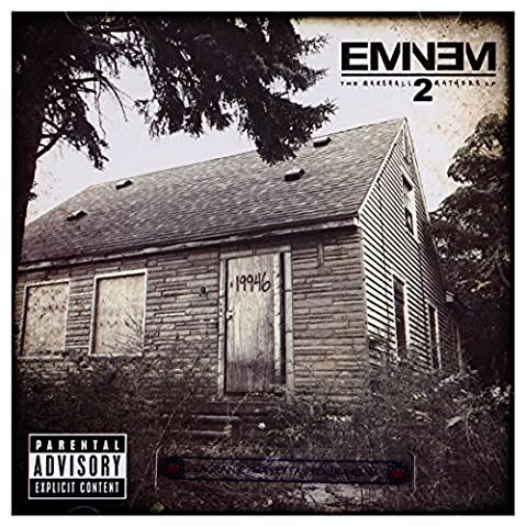 Eminem: The Marshall Mathers Lp2 (PL)