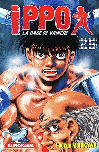 Ippo - Saison 1 - La rage de vaincre Vol.25 par MORIKAWA George