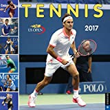 Tennis the U.S. Open 2017 Calendar: The Official Calendar of the United States Tennis Association