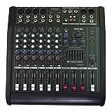 Omnitronic 10060100 LS-822A Live-Power-Mixer