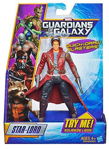 Guardianes de la Galaxia - Figura Peter Quill , Modelos/colores Surtidos, 1 Unidad 1