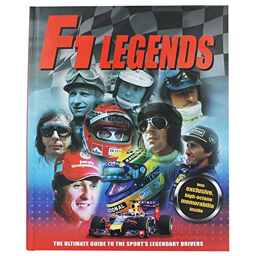 F1 Legends: Past and Present (History Makers)