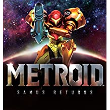 Metroid: Samus Returns | 3DS Download Code