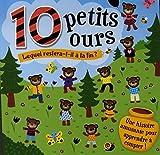 Telecharger Livres 10 petits ours Lequel restera t il a la fin (PDF,EPUB,MOBI) gratuits en Francaise