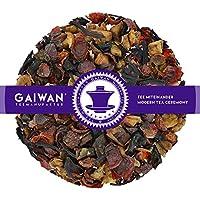 """N° 1423: Té de frutas""""Crème de pomme croquante"""" - feuilles de thé - 100 g - GAIWAN GERMANY - gratte-cul, pommes, hibiscus, nougatine"""
