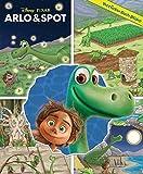 Arlo & Spot: The Good Dinosaur - Verrückte Such-Bilder, Hardcover-Wimmelbuch