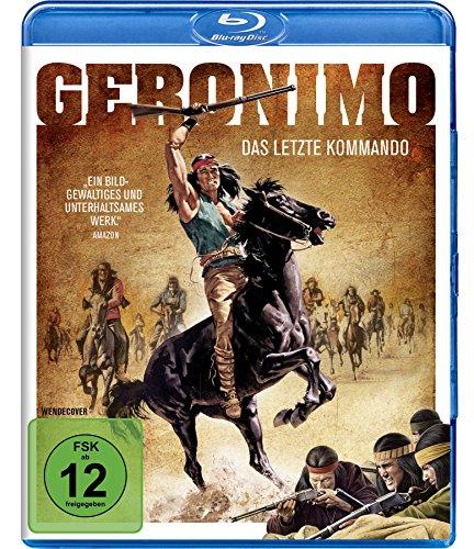 Geronimo - Das letzte Kommando [Blu-ray]