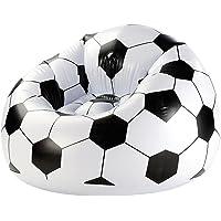 amscan- Pouf Gonflable-Ballon de Foot, 298