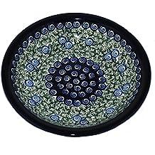 Bunzlauer Keramik Suppenteller tiefer Teller(1002-1073A))