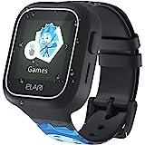 2G Reloj Inteligente Niño y Niña GPS Localizador y Llamadas Bidireccionales Audio, Chat de Voz, Botón SOS, Impermeable, Cámar