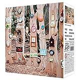 Kylskapspoesi 00471 - High Quality Puzzle Uhren und Bäume, 1000 Teile