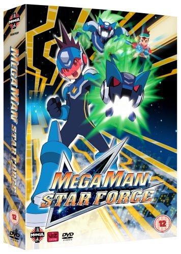 Mega Man Starforce [DVD] by Takao Kato
