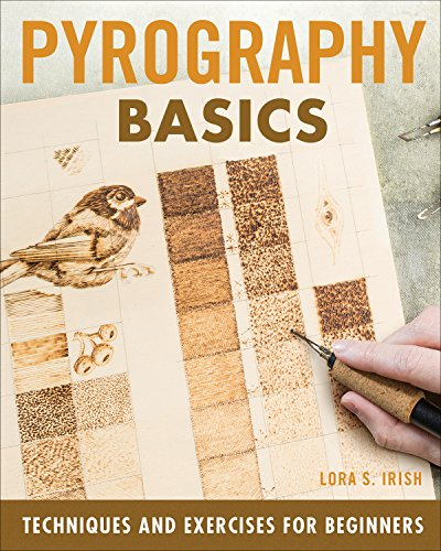 Pyrography Basics Gift Edition: Techniques and Exercises for Beginners