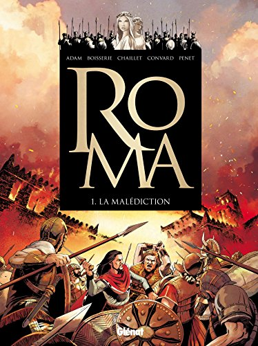 Roma - Tome 01: La Malédiction