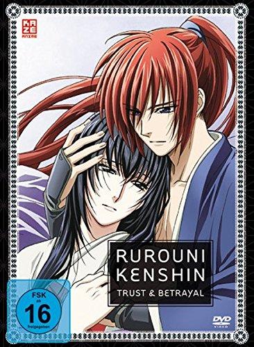 Rurouni Kenshin - Trust & Betrayal (2 DVDs)