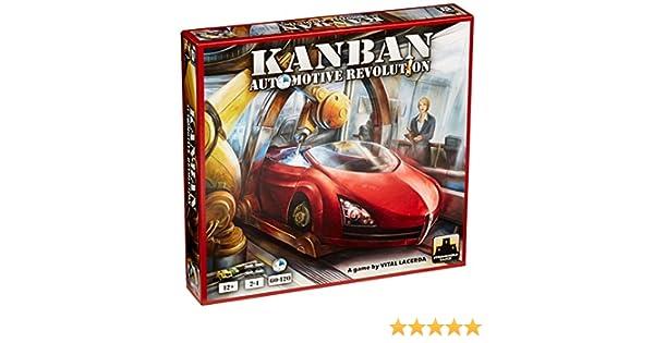 Unbekannt KANBAN Automotive Revolution Spiel: Amazon.de: Spielzeug