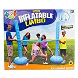 INFLATABLE LIMBO POLE STAND SET GARDEN FUN GAMES PARTY OUTDOOR BALANCE FAMILY