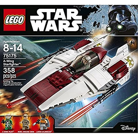 Lego 75175 Star Wars A-Wing Starfighter . (Lego Star Wars A Wing)