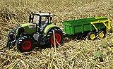 RC Traktor CLAAS Axion 850 mit Anhänger-1:16