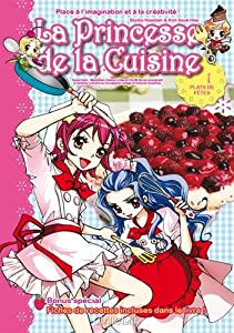 La princesse de la cuisine Edition simple Tome 1