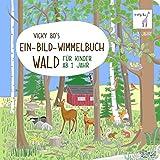 Ein-Bild-Wimmelbuch ab 1 Jahr - Wald