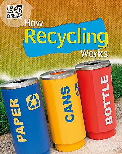 How Recycling Works PDF Books