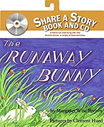 The Runaway Bunny Book and CD by Margaret Wise Brown (2006-12-26)