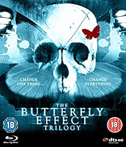 The Butterfly Effect Trilogy [Blu-ray] [Import anglais]