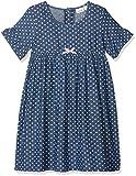 NAME IT Baby-Mädchen Kleid NMFBERNA DNM 3027 Dress, Blau Dark Blue Denim, 98