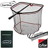 DAM Foldable Big Fish Net 52463 Angelkescher mit Passhülle
