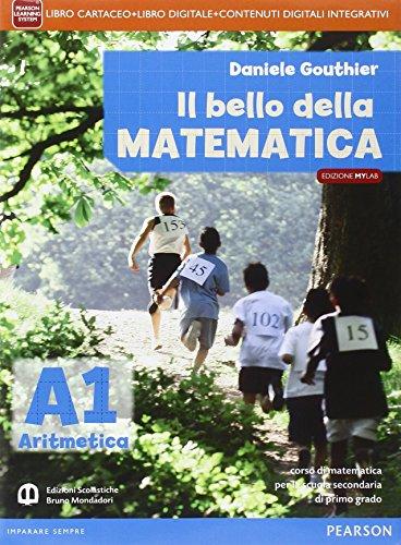 Bello della matematica. Ediz. mylab tematica. Per la Scuola media. Con e-book. Con espansione online: 1