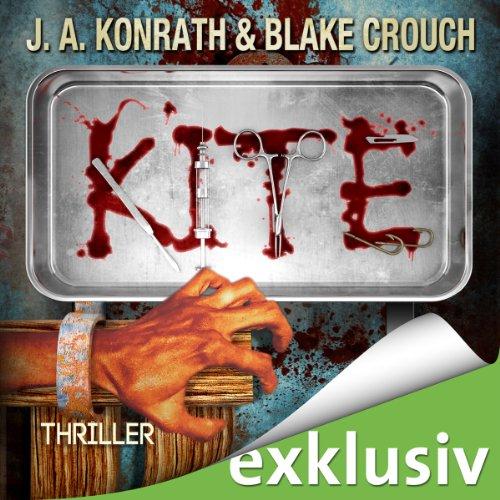 Buchseite und Rezensionen zu 'Kite' von J. A. Konrath