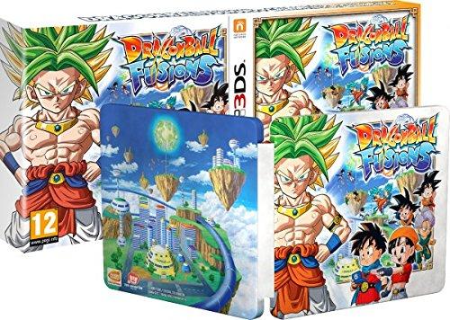 Dragon Ball Fusions Edición Especial