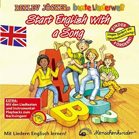 Start English With a Song (Neueste Cd)